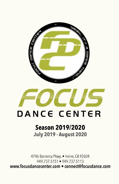 2019-2020 Schedule